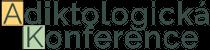 Logo Adiktologická konference